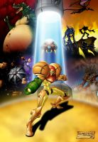 Super Metroid by Maiss-Thro