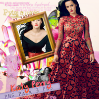 Katy Perry Vouge Png Pack. by irembck