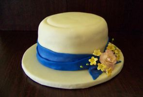 Crockett Hat Cake by CAGnj