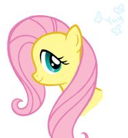 Fluttershy by PenguinBombSquad