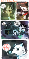 Kros Fox Mission 1 Team 3 Page 2 by Teatime-Rabbit