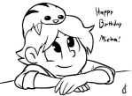 Happy Birthday Micha! by Atrox-C