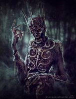 King Zombie by cinemamind