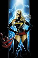 Ms Marvel by JPRart