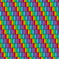 Colored Board Pattern by Humble-Novice