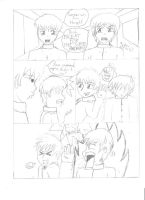 Page 3, 1st Period by ouranshadow