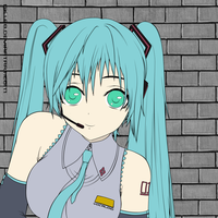 Hatsune Miku Color by Sting-Eucliffe