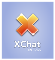 XChat IRC Icon by half-left