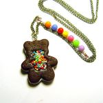 Candy Chocolate Bear Cookie.. by ColourLab