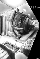 Sci-Fi Room, BGD~L Final by SassyRaptor