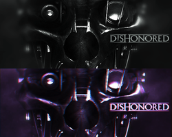 Dishonored by ghost4luck