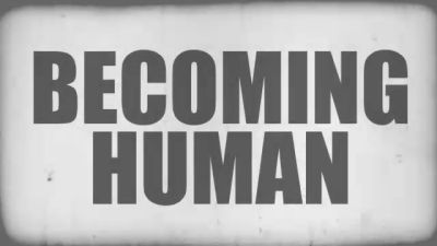 Becoming Human by TuApUi
