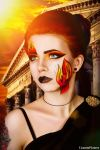 Contest - FINAL -*Mythology*Alecto(Erinyes/Furies) by LicamtaPictures