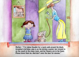 Children Book Page 1 by Squall1015