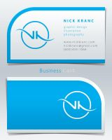 NK Business Card Preview by cow41087