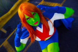 Miss Martian - Young Justice by IndoGoEcho