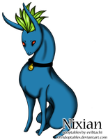 NightsStarShowers: Oddish by Adpt-Event-Manager