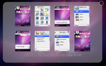 os X theme for N75 updated by mreps07