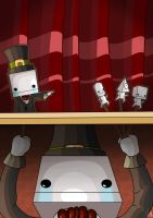 battleblock theater by IshmanAllenLitchmore