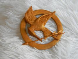 Hunger Games Pin by ThePetiteShop