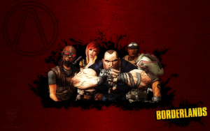 Borderlands Wallpaper 1 by DEVILUSHNINJA