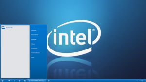 Intel Windows Theme - WIP by yorgash