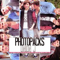 +Union J 1. by FantasticPhotopacks