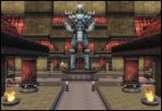 Shao Kahn's Fortress (Courtyard) by deexie