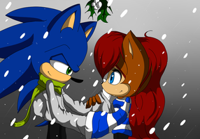 -:-Merry Christmas, Sal-:- by xLiquidSilverx