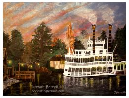 The Mark Twain by Terrauh