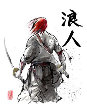 Ronin by MyCKs