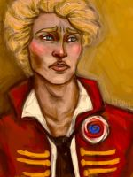 Enjolras by Ospreyghost13