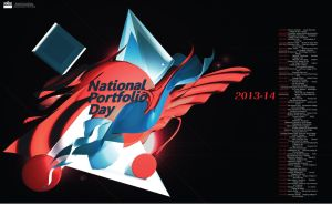 National Portfolio Day entry ~ Front by glockcock
