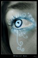 Glacial Eye by eManT