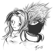 Fade Into Eachother by foxyx
