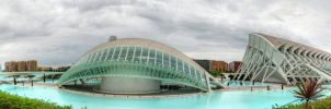 Valencia Panorama by bianco-c