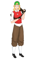 Request-Team Fortress Scout Girl by MickoDaimao