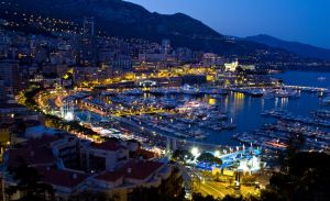 Monte Carlo at Night by RichOrridge