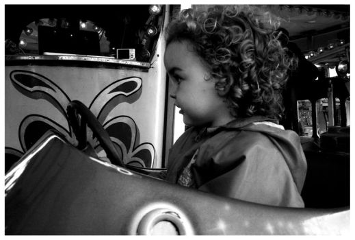 Kayla at the fairground .01 by lauramorgan