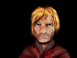 Tyrion Lannister by MiyuWasHere