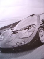 dream Car - Mc Laren F1 by suisss