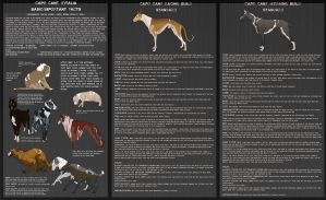 CAPO CANE D'ITALIA BREED SHEET UPDATE #1 by Gutter-Mutt