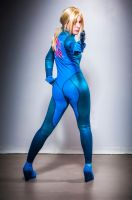 Samus cosplay 5 by Mistress-Zelda