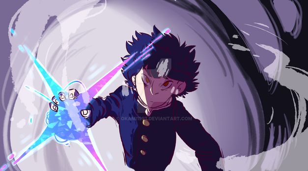 Screencap Redraw: MP100 by Okami1997