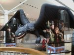 Toothless Inflatable in Basingstoke #2 by bergunty