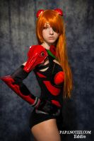 Asuka - Metrocon Shoot 09 by PAPANOTZZI