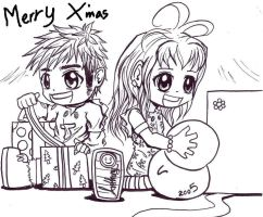 Merry Christmas by Glamour5503
