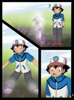 Ash into purple girl page 1 by TheDarkShadow1990