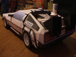 BTF Delorean 2 by Allhallowseve31