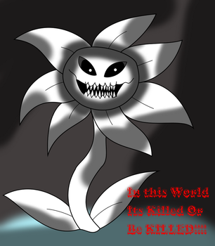 Undertale: Killed or Be Killed by SelanaireQueen